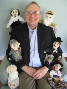 Jim with flair dolls POAGE